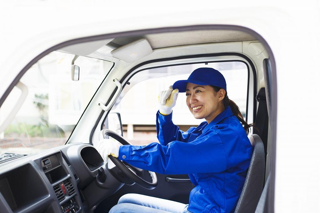 委託ドライバー募集中!女性も活躍中です!